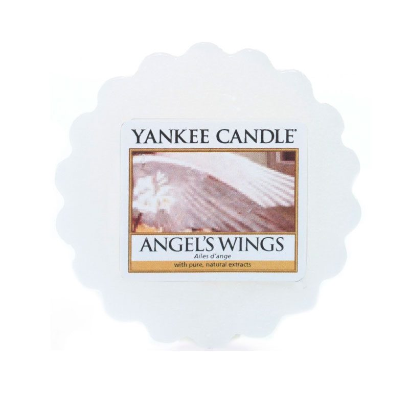 Venta on-line de tarts Yankee Candle con aroma a angels wings