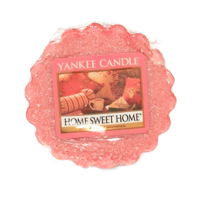 Tienda on-line de tart Yankee Candle con aroma a home sweet home
