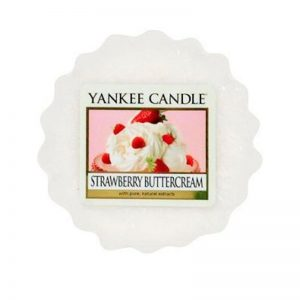 Venta de tart Yankee Candle con aroma strawberry buttercream