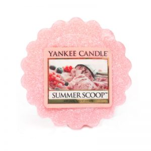 Tarts Yankee Candle con aroma a Summer Scoop