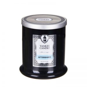Vela Yankee Candle Gentlements aftershave