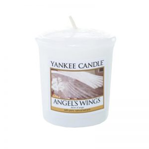 Vela Yankee Candle votiva con aroma Angel Wings