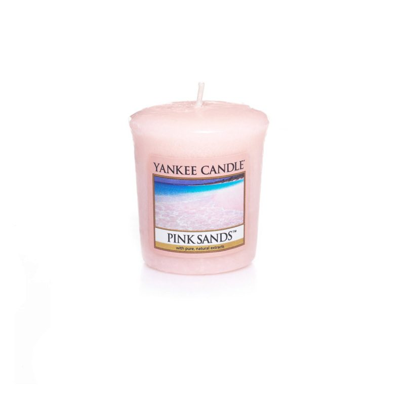 Vela Yankee Candle votiva con aroma Pink Sands