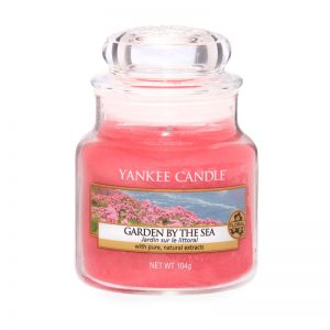 Yankee Candle en jarra pequeña con aroma Garden by the sea