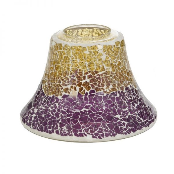 pantalla_plato_yankee_candle_purple_and_gold