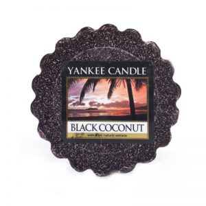 Tart Yankee Candle aroma Black Coconut