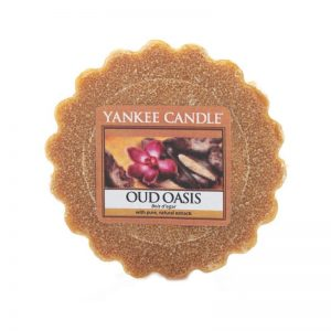 Tart Yankee Candle aroma Oud Oasis