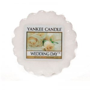 Tart Yankee Candle aroma Wedding Day