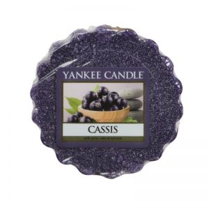 Tart Yankee Candle aroma Cassis