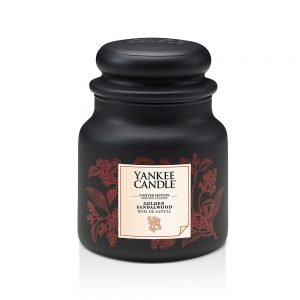 Yankee Candle Golden Sandalwood, jarra mediana