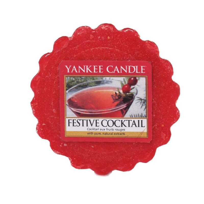 Tart Yankee Candle aroma Festive Cocktail