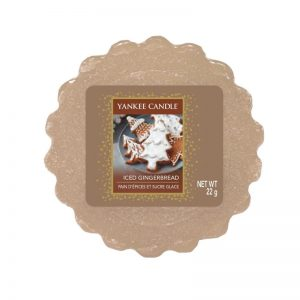 Tart Yankee Candle aroma Iced GingerbreadTart Yankee Candle aroma Iced Gingerbread