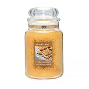 Yankee Candle en jarra grande con aroma Magic Cookie Bar