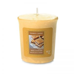 Vela Yankee Candle votiva con aroma Magic Cookie Bar