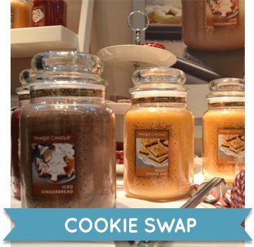 Yankee Candle Cookie Swap