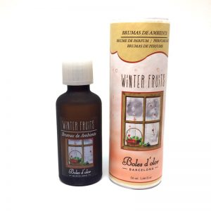 Bruma para brumizadores Boles d'olor. Winter fruits. 50ml.