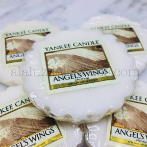 Tart Yankee Candle con aroma Angel Wings