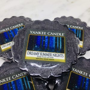 Tart Yankee Candle aroma Dreamy Summer Nights