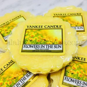 Tart Yankee Candle aroma Flowers in the Sun