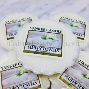 Tart Yankee Candle aroma Fluffy Towels
