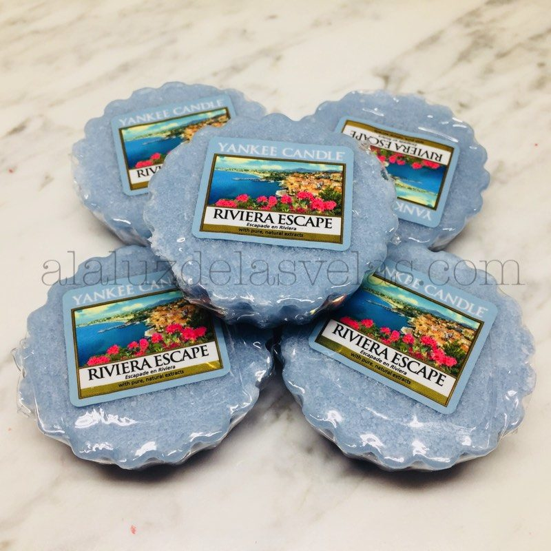 Tart Yankee Candle aroma Riviera Scape