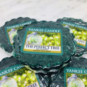 Tart Yankee Candle aroma The perfect tree