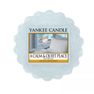 Tart Yankee Candle aroma A Calm & Quiet Place