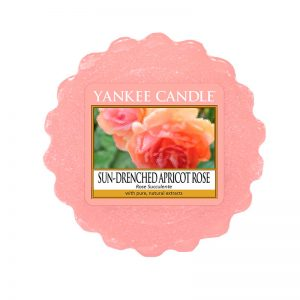 Tart Yankee Candle aroma Sun-Drenched Apricot Rose