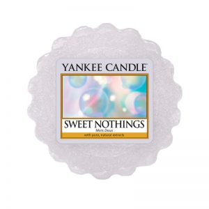 Tart Yankee Candle aroma Sweet Nothings