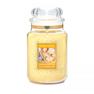 Yankee Candle con aroma a Sprinkled Sugar Cookie