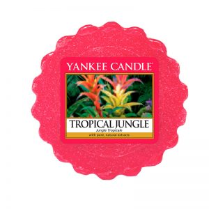Tart Yankee Candle aroma Tropical Jungle