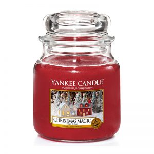 Yankee Candle en jarra Mediana con aroma Christmas Magic