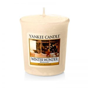 Vela Yankee Candle votiva Winter Wonder